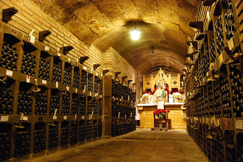 Calado en Rioja Alavesa